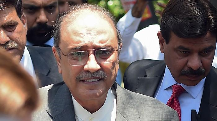 In and out of prison: What is next for Asif Ali Zardari?
