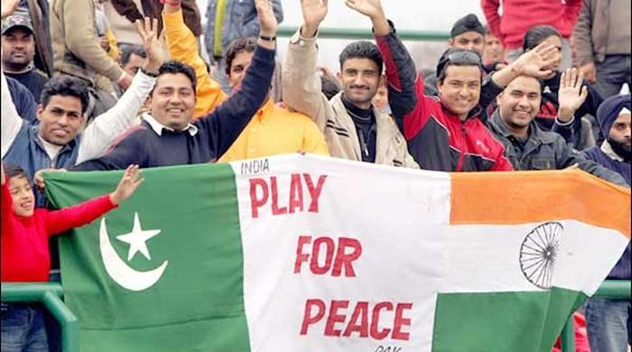 Pakistan vs India: The bat and ball uniting people on both sides of the border