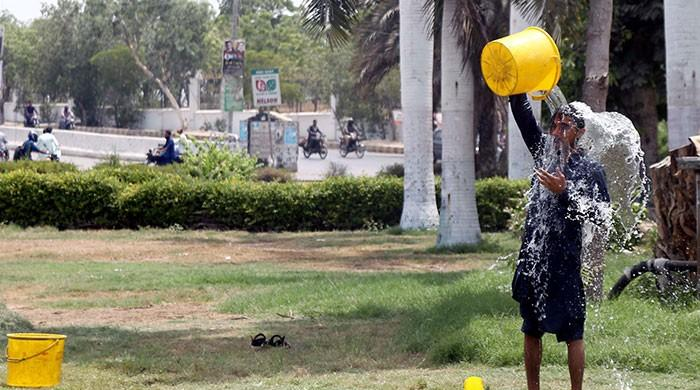 Respite for Karachi residents as Met office predicts lower temperature