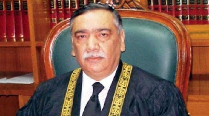 CJP Asif Khosa approves 57 new model courts