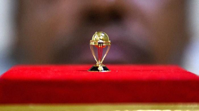 Jewellers to gift miniature World Cup trophy to Indian team if they thrash Pakistan