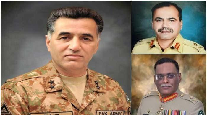 Pakistan Army announces several transfers; Lt-Gen Faiz Hameed appointed DG ISI