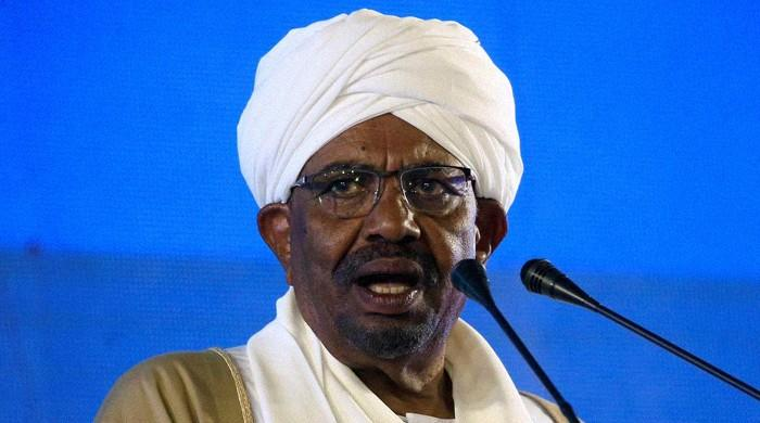 Sudan's ousted president Bashir appears before prosecutor