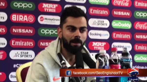 Virat Kohli talks down hype around World Cup clash between Pakistan-India