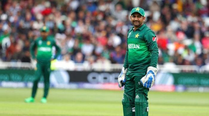 Pakistan captain Sarfaraz Ahmed sticks by decision to bowl first