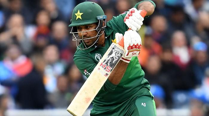 Sarfaraz won't rule out World Cup revival for Pakistan