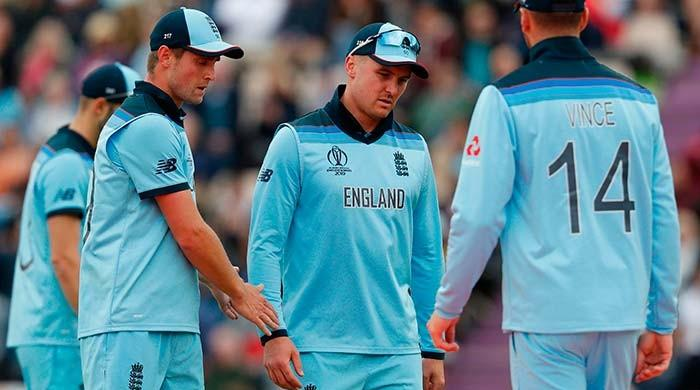 Injured Jason Roy to miss England's next two World Cup games