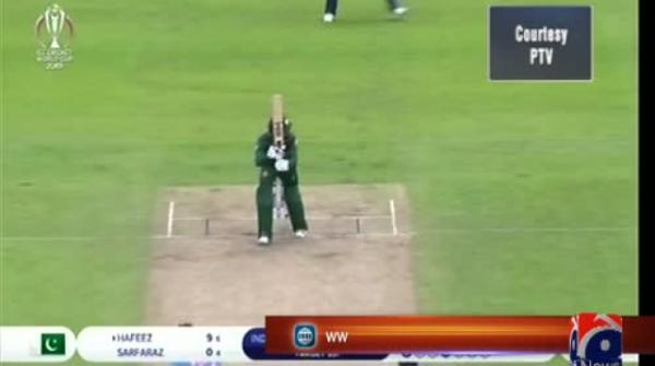 Pakistan captain Sarfaraz Ahmed sticks by decision to bowl first