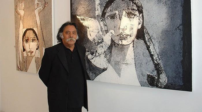 Jamil Naqsh: Farewell to an art legend, a man of inordinate vision and vast knowledge