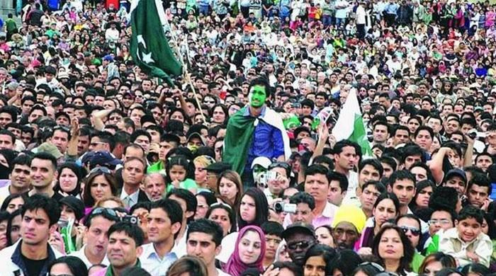 Pakistan's population to reach 403 million by 2050: UN