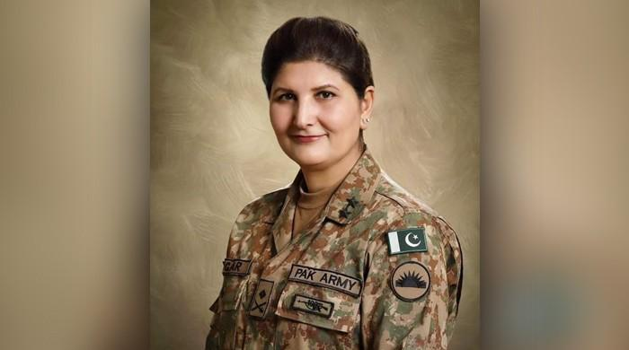Nigar Johar Khan becomes third woman in Pak history to hold Major General rank