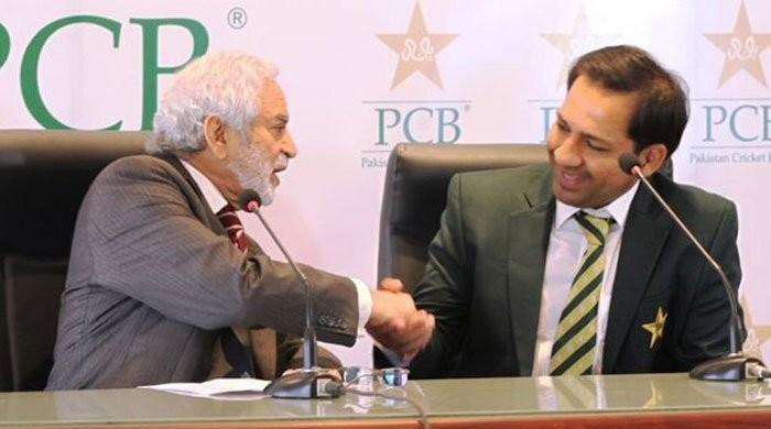 PCB Chairman Mani tells Sarfaraz to ignore baseless media reports
