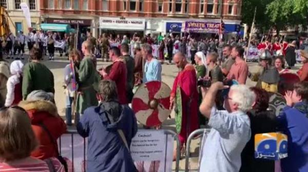 Geo News Special – Peterborough Heritage Festival held to highlight the city's 3000-year-old history