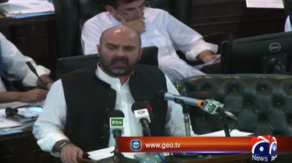 KP budget of Rs0.9tr presented for 2019-20, Rs0.103tr set for merged areas' development