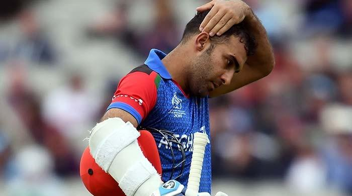 Mother's pride sees Afghanistan's Shahidi carry on after bouncer blow