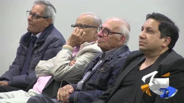 Geo News Special – Buzm-e-Urdu hosts Mushaira in London
