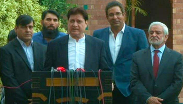 Mohsin Khan steps down from special PCB cricket committee