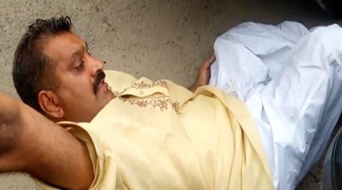 PML-N supporter injured after being hit by Shehbaz's car