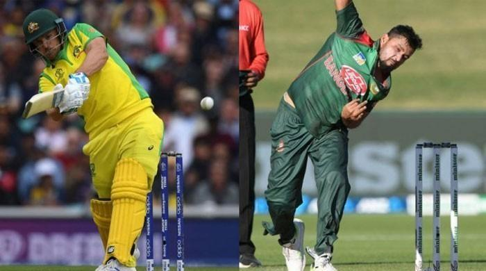 Australia vs Bangladesh live score updates - World Cup 2019
