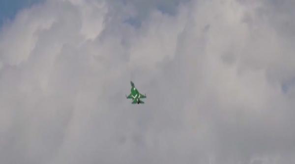 Pakistan's JF-17 Thunder at Paris Air Show