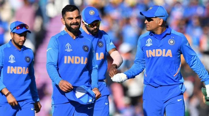 Shami hat-trick seals India World Cup win against Afghanistan