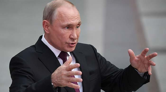 Putin says use of US force against Iran would be 'disaster'