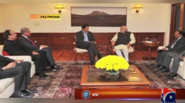 India expresses willingness to hold discussions with Pakistan