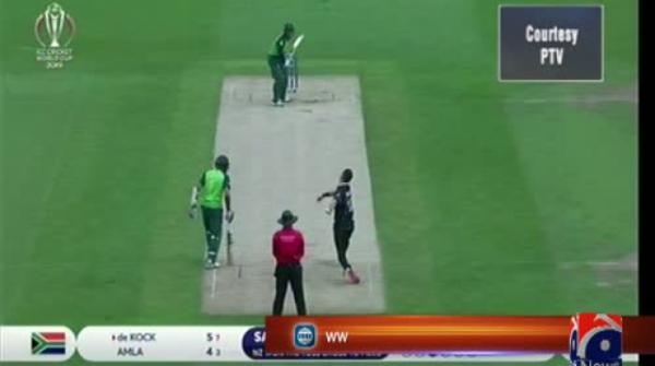 Classy Williamson guides New Zealand to win against South Africa