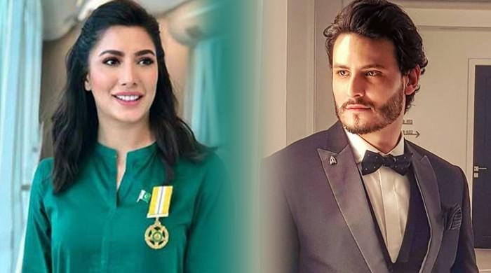 Osman Khalid Butt defends fellow actor Mehwish Hayat, tells troll to 'be civil'