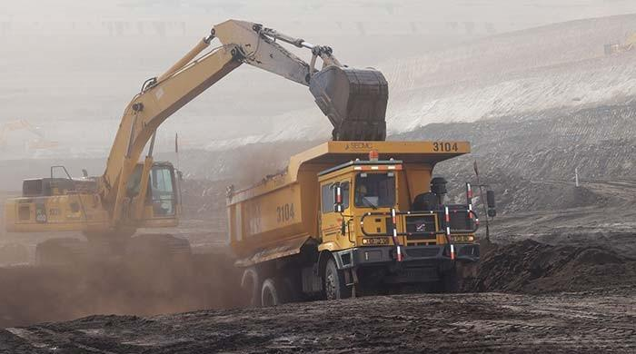 No end to coal in Pakistan