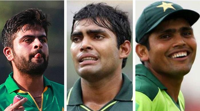 Comment: Pakistan cricket needs to move on from Shehzad, Akmal brothers