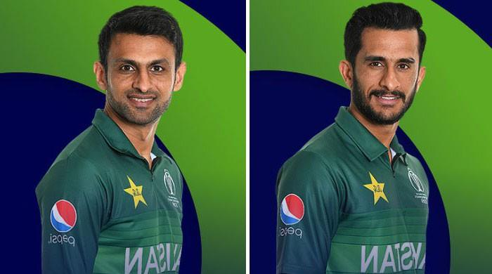 Shoaib Malik, Hasan Ali dropped from playing XI against South Africa