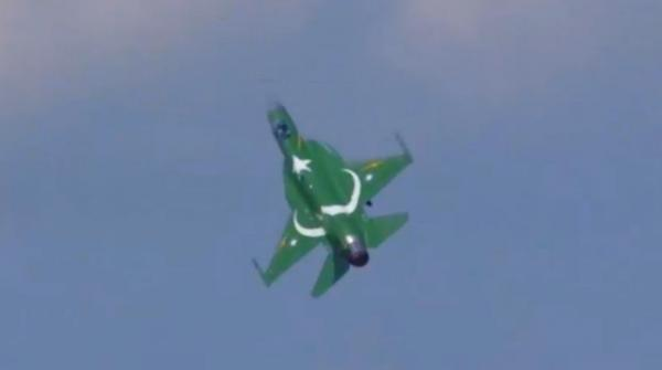 Pakistan's JF-17 make waves in the closing day of Paris Air Show