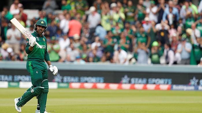 Sarfaraz all praises for Haris Sohail, says he played like Buttler