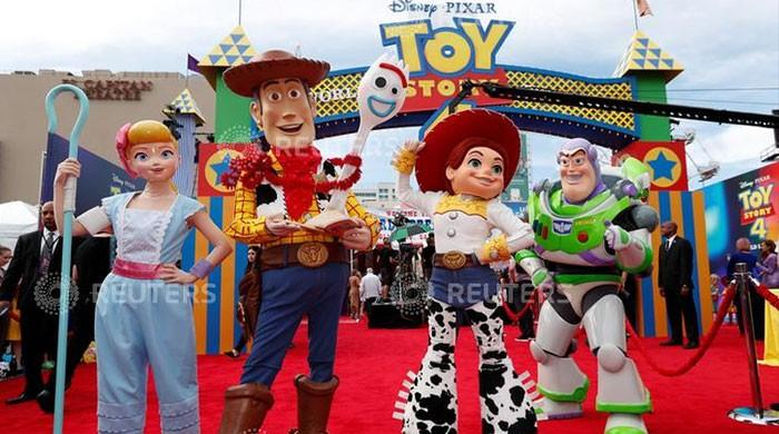 Box Office: 'Toy Story 4' dominates with $118 million debut