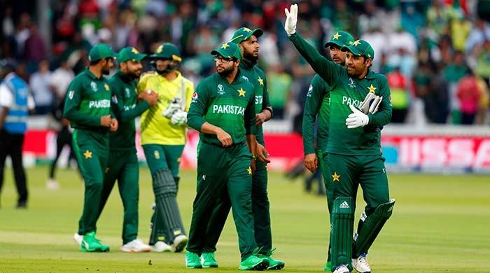 Pakistan 'alive and kicking' as team eyes unlikely World Cup survival
