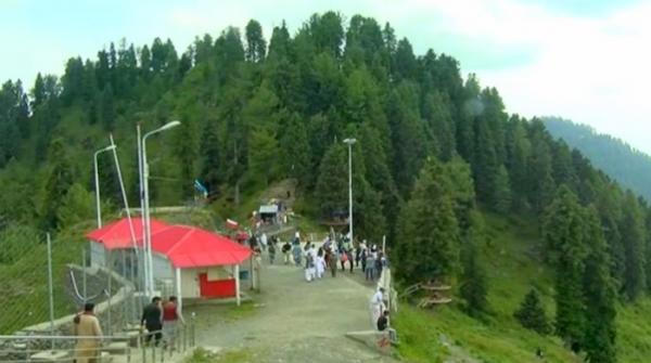 Swat festivals, resorts amuse tourists