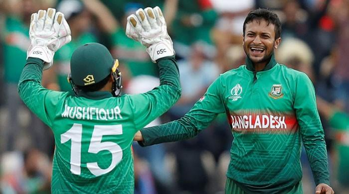 Bangladesh boost World Cup semi-final hopes with 62-run win over Afghanistan