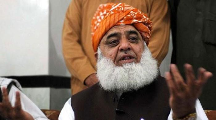 Fazl refuses PML-N, PPP's suggestion to postpone June 26 APC