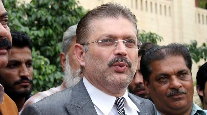 SHC grants Sharjeel Memon bail in corruption case