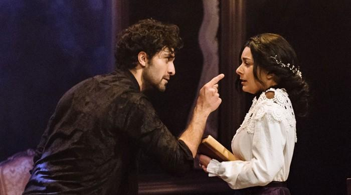 Ahad Raza Mir wins Betty Michell award for role as Hamlet