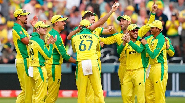 Starc, Behrendorff take Australia to World Cup semi-final