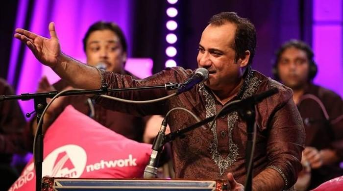 Rahat Fateh Ali Khan to receive honorary degree from Oxford University