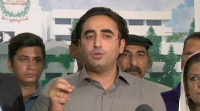 Bilawal says federal govt should help tackle locusts issue in Sindh, Balochistan