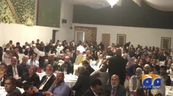Geo News Special – MEP Shafaq pledges to solve community problems