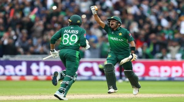 Shaheen, Babar star as Pakistan win by six wickets