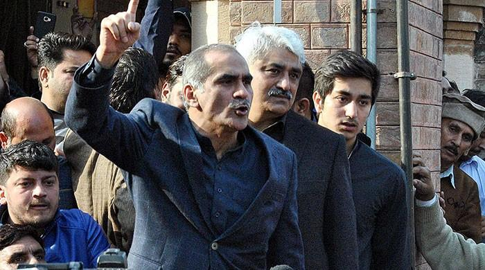 Saad, Salman Rafique's judicial remand extended by 14 days
