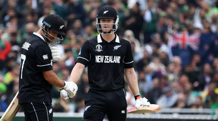 Black Caps remain buoyant despite Pakistan loss