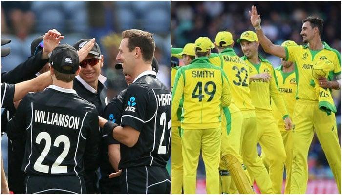 Zealand vs australia new Australia vs