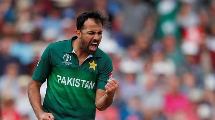 Pakistan retain injured Wahab in playing eleven vs Afghanistan